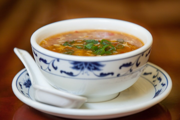 peking suppe opskrift